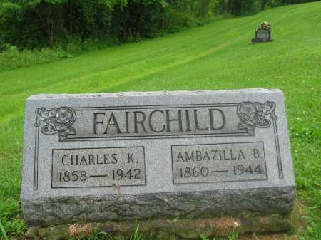 FAIRCHILD, AMBAZILLA BELLE - Harrison County, Ohio | AMBAZILLA BELLE FAIRCHILD - Ohio Gravestone Photos