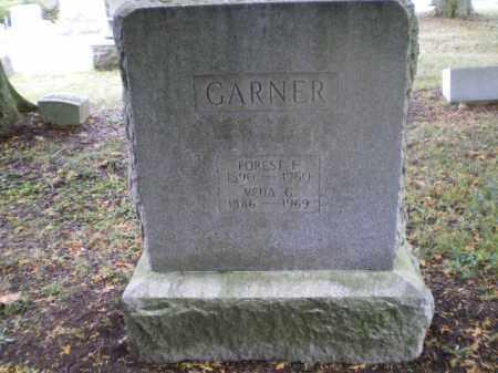 GARNER, VEDA G - Harrison County, Ohio | VEDA G GARNER - Ohio Gravestone Photos