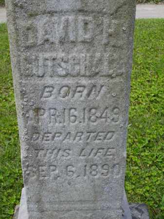 GOTSCHALL, DAVID H. - Harrison County, Ohio | DAVID H. GOTSCHALL - Ohio Gravestone Photos