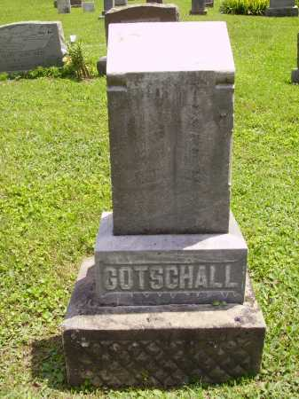 GOTSCHALL, PHILIP D.  - OVERALL VIEW - Harrison County, Ohio | PHILIP D.  - OVERALL VIEW GOTSCHALL - Ohio Gravestone Photos