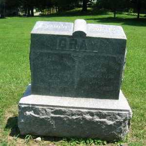 GRAY, EBENEZER - Harrison County, Ohio | EBENEZER GRAY - Ohio Gravestone Photos