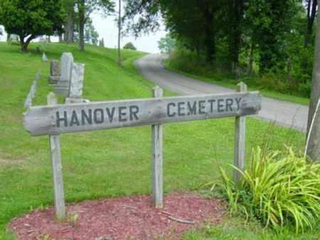 HANOVER, CEMETERY - Harrison County, Ohio | CEMETERY HANOVER - Ohio Gravestone Photos
