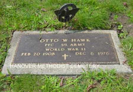 HAWK, OTTO W. - Harrison County, Ohio | OTTO W. HAWK - Ohio Gravestone Photos