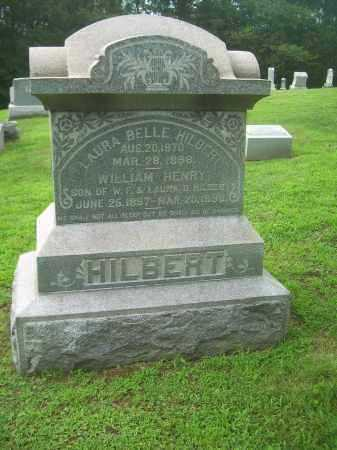 HILBERT, WILLIAM HENRY - Harrison County, Ohio | WILLIAM HENRY HILBERT - Ohio Gravestone Photos