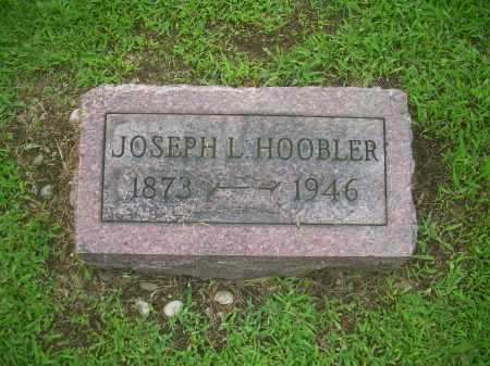 HOOBLER, JOSEPH L. - Harrison County, Ohio | JOSEPH L. HOOBLER - Ohio Gravestone Photos
