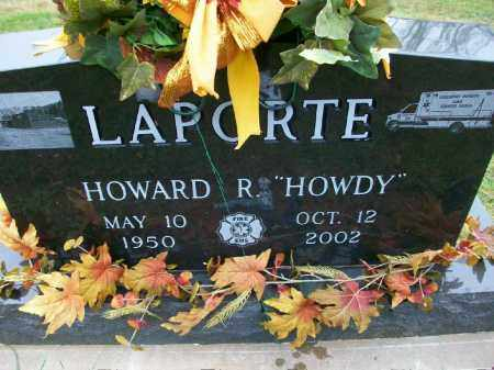 "LAPORTE, HOWARD R ""HOWDY"" - Harrison County, Ohio 