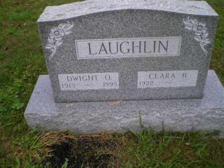 LAUGHLIN, CLARA B - Harrison County, Ohio | CLARA B LAUGHLIN - Ohio Gravestone Photos