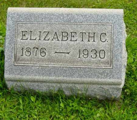 ALBAUGH MANBECK, ELIZABETH C. - Harrison County, Ohio | ELIZABETH C. ALBAUGH MANBECK - Ohio Gravestone Photos