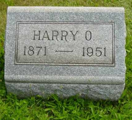 MANBECK, HARRY OSCAR - Harrison County, Ohio | HARRY OSCAR MANBECK - Ohio Gravestone Photos