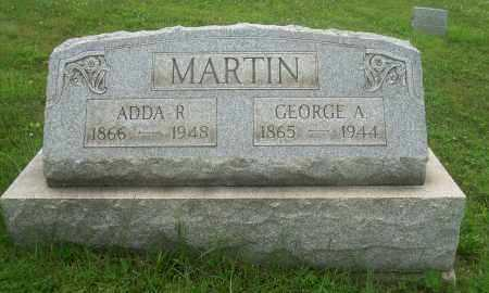 COLE MARTIN, ADDA R - Harrison County, Ohio | ADDA R COLE MARTIN - Ohio Gravestone Photos