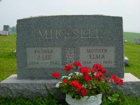 MIKESELL, ELMA - Harrison County, Ohio | ELMA MIKESELL - Ohio Gravestone Photos
