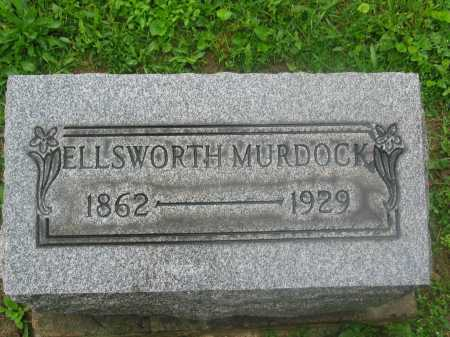 MURDOCK, THOMAS ELLSWORTH - Harrison County, Ohio | THOMAS ELLSWORTH MURDOCK - Ohio Gravestone Photos