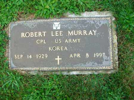 MURRA, ROBERT LEE - Harrison County, Ohio | ROBERT LEE MURRA - Ohio Gravestone Photos