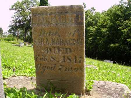 NARAGONG, MARGARET J. - Harrison County, Ohio   MARGARET J. NARAGONG - Ohio Gravestone Photos