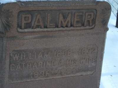 PALMER, CATHARINE A. - Harrison County, Ohio | CATHARINE A. PALMER - Ohio Gravestone Photos