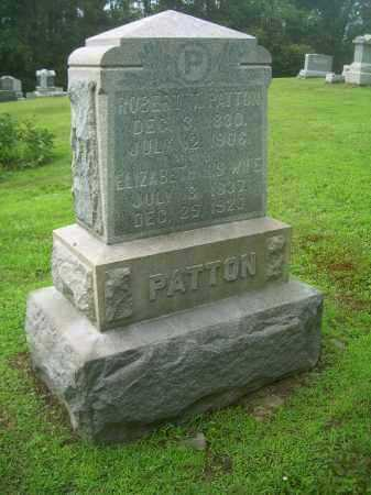 PATTON, ELIZABETH - Harrison County, Ohio | ELIZABETH PATTON - Ohio Gravestone Photos