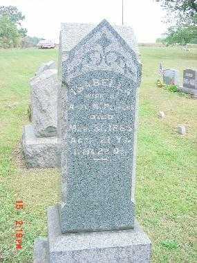 PEOPLES, ISABELLA - Harrison County, Ohio | ISABELLA PEOPLES - Ohio Gravestone Photos