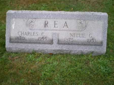 REA, NELLIE G - Harrison County, Ohio | NELLIE G REA - Ohio Gravestone Photos