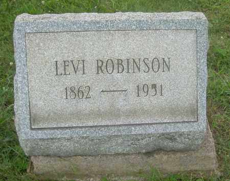 ROBINSON, LEVI - Harrison County, Ohio | LEVI ROBINSON - Ohio Gravestone Photos