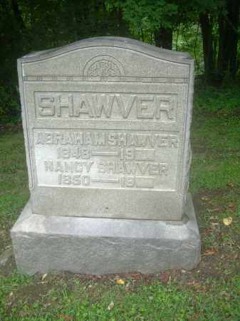 SHAWVER, ABRAHAM - Harrison County, Ohio | ABRAHAM SHAWVER - Ohio Gravestone Photos