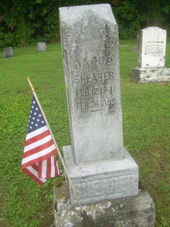 SHEARER, JACOB - Harrison County, Ohio | JACOB SHEARER - Ohio Gravestone Photos