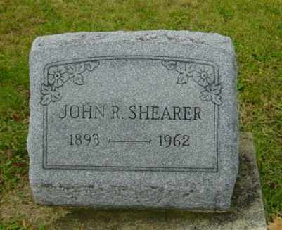 SHEARER, JOHN R. - Harrison County, Ohio | JOHN R. SHEARER - Ohio Gravestone Photos