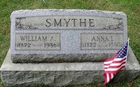 SMYTHE, ANNA I. - Harrison County, Ohio | ANNA I. SMYTHE - Ohio Gravestone Photos