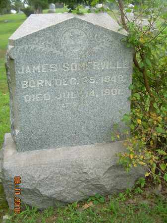 SOMERVILLE, JAMES - Harrison County, Ohio | JAMES SOMERVILLE - Ohio Gravestone Photos
