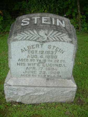 STEIN, ALBERT - Harrison County, Ohio | ALBERT STEIN - Ohio Gravestone Photos