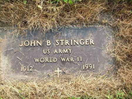 STRINGER, JOHN BEADLE - Harrison County, Ohio | JOHN BEADLE STRINGER - Ohio Gravestone Photos