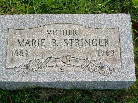 BEADLE STRINGER, NINA MARIE - Harrison County, Ohio | NINA MARIE BEADLE STRINGER - Ohio Gravestone Photos