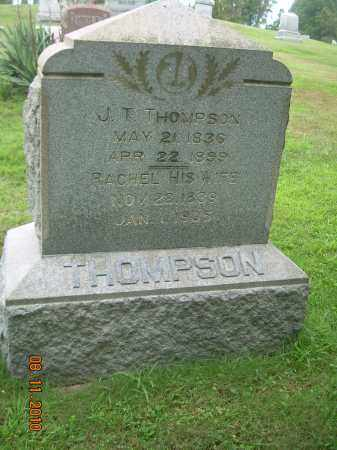 THOMPSON, RACHEL - Harrison County, Ohio | RACHEL THOMPSON - Ohio Gravestone Photos