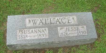 KIMMEL WALLACE, SUSANNA - Harrison County, Ohio | SUSANNA KIMMEL WALLACE - Ohio Gravestone Photos