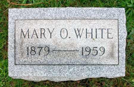 WHITE, MARY O - Harrison County, Ohio | MARY O WHITE - Ohio Gravestone Photos