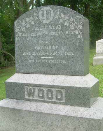 WOOD, JOSEPH - Harrison County, Ohio | JOSEPH WOOD - Ohio Gravestone Photos