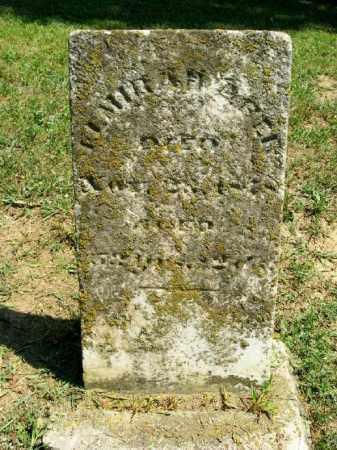 ABER, ELMIRA - Highland County, Ohio | ELMIRA ABER - Ohio Gravestone Photos