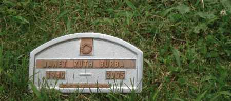 BURBA, JANET - Highland County, Ohio | JANET BURBA - Ohio Gravestone Photos