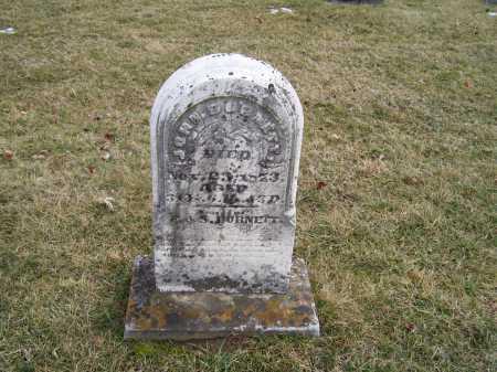 BURNETT, JOHN - Highland County, Ohio | JOHN BURNETT - Ohio Gravestone Photos