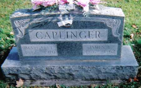 CAPLINGER, JAMES B. - Highland County, Ohio | JAMES B. CAPLINGER - Ohio Gravestone Photos