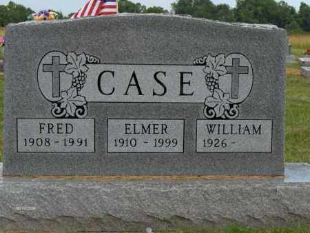 CASE, FRED - Highland County, Ohio | FRED CASE - Ohio Gravestone Photos