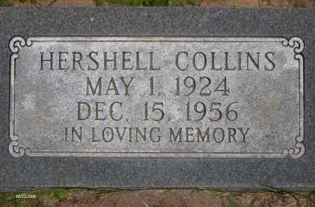 COLLINS, HERSHELL - Highland County, Ohio | HERSHELL COLLINS - Ohio Gravestone Photos