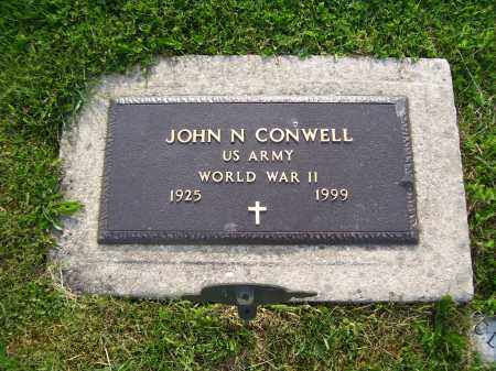 CONWELL, JOHN N. - Highland County, Ohio | JOHN N. CONWELL - Ohio Gravestone Photos