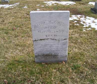 COUCH, DAVID M. - Highland County, Ohio | DAVID M. COUCH - Ohio Gravestone Photos