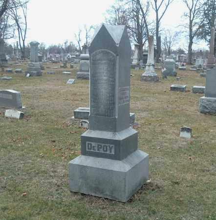 DEPOY, ALICE - Highland County, Ohio   ALICE DEPOY - Ohio Gravestone Photos