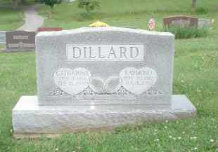DILLARD, CATHARINE - Highland County, Ohio | CATHARINE DILLARD - Ohio Gravestone Photos