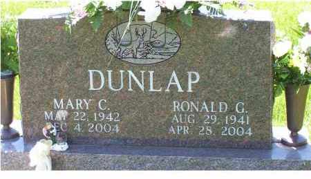 DUNLAP, RONALD G. - Highland County, Ohio | RONALD G. DUNLAP - Ohio Gravestone Photos