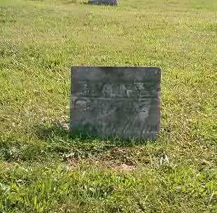 DUNN, MARY - Highland County, Ohio | MARY DUNN - Ohio Gravestone Photos