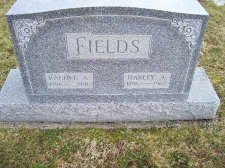 FIELDS, HARLEY A. - Highland County, Ohio | HARLEY A. FIELDS - Ohio Gravestone Photos