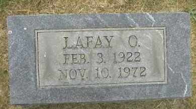 FORD, LAFAY O. - Highland County, Ohio | LAFAY O. FORD - Ohio Gravestone Photos