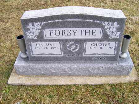FORSYTHE, CHESTER - Highland County, Ohio | CHESTER FORSYTHE - Ohio Gravestone Photos